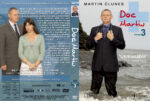 Doc Martin – Series 3 (2007) R1 Custom Cover & labels