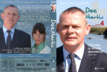 Doc Martin – Series 4 (2009) R1 Custom Cover & labels