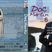 Doc Martin – Series 6 (2013) R1 Custom Cover & labels