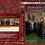 Downton Abbey – Season 2 (2012) R1 Custom Cover & labels