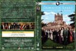 Downton Abbey – Season 4 (2014) R1 Custom Cover & labels