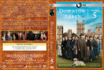 Downton Abbey – Season 5 (2015) R1 Custom Cover & labels