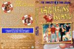 Gilligan's Island – Season 3 (1967) R1 Custom Cover & labels