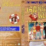 Gilligan's Island - Season 3 (1967) R1 Custom Cover & labels
