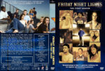 Friday Night Lights – Season 1 (2007) R1 Custom Cover