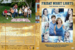 Friday Night Lights – Season 2 (2008) R1 Custom Cover