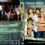 Friday Night Lights – Season 3 (2009) R1 Custom Cover