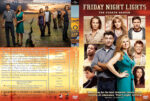 Friday Night Lights – Season 4 (2010) R1 Custom Cover