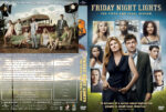Friday Night Lights – Season 5 (2011) R1 Custom Cover