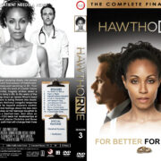 Hawthorne – Season 3 (2011) R1 Custom Cover