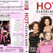 Hot in Cleveland - Season 1 (2010) R1 Custom Cover