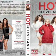 Hot in Cleveland – Season 2 (2011) R1 Custom Cover