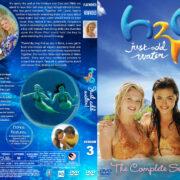H2O – Season 3 (2010) R1 Custom Cover