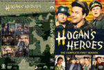 Hogan's Heroes – Season 1 (1966) R1 Custom Cover