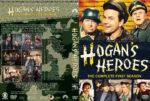 Hogan's Heroes – Season 1 (1966) R1 Custom Cover