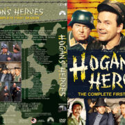 Hogan's Heroes - Season 1 (1966) R1 Custom Cover