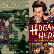 Hogan's Heroes - Season 3 (1968) R1 Custom Cover