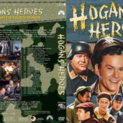 Hogan's Heroes - Season 4 (1969) R1 Custom Cover