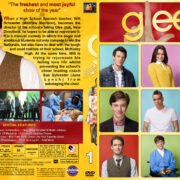 Glee - Season 1 (2010) R1 Custom Cover