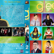Glee – Season 2 (2011) R1 Custom Cover