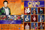 Glee – Season 3 (2012) R1 Custom Cover