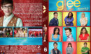 Glee - Season 6 (2015) R1 Custom Cover