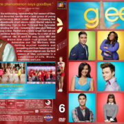 Glee – Season 6 (2015) R1 Custom Cover