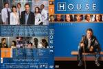 House M.D. – Season 1 (2005) R1 Custom Cover