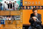 House M.D. – Season 2 (2006) R1 Custom Cover