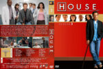 House M.D. – Season 3 (2007) R1 Custom Cover