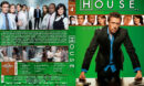 House M.D. - Season 4 (2008) R1 Custom Cover