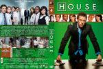 House M.D. – Season 4 (2008) R1 Custom Cover