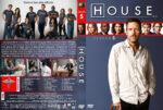 House M.D. – Season 5 (2009) R1 Custom Cover