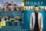 House M.D. – Season 6 (2010) R1 Custom Cover