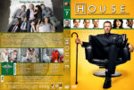 House M.D. – Season 7 (2011) R1 Custom Cover