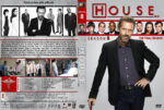 House M.D. – Season 8 (2012) R1 Custom Cover