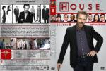 House M.D. – Season 8 (2012) R1 Custom Cover
