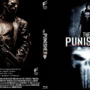 The Punisher (2004) R2 Blu-Ray German Custom Cover & label