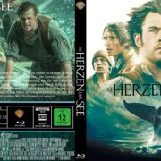 Im Herzen der See (2016) R2 Blu-Ray German Custom Cover & Label