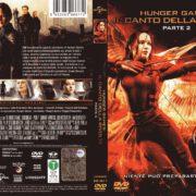 Hunger Games – Il Canto Della Rivolta – Parte 2 (2015) R2 DVD Cover ITALIAN