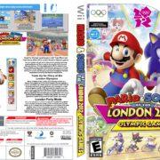 Mario And Sonic At The London Olympics 2012 (2011) Wii Custom USA