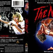 The Nest (1988) R1 Blu-Ray Cover & Label