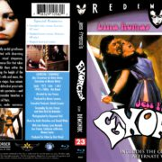 Exorcism (1974) R1 Blu-Ray Cover & Label