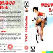Frivolous Lola (1998) R2 Blu-Ray Cover & Label