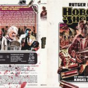 Hobo with a Shotgun (2011) R2 German Blu-Ray Cover & Label