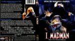 I Madman (1989) R1 Blu-Ray Cover & Label