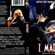 I Madman (1989) R1 Blu-Ray Cover & Label