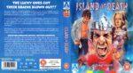 Island of Death (1975) R2 Blu-Ray Cover & Label