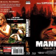 Manhunt (2008) R2 French Blu-Ray & Label