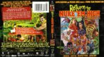 Return to Nuke 'Em High Volume 1 (2013) R1 Blu-Ray Cover & Label